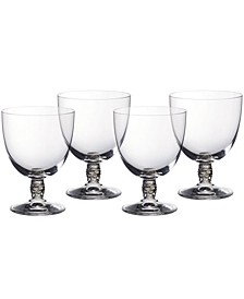 Montauk Sand Red Wine, Set of 4