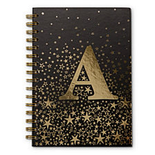 Tri-Coastal Design Spiral Initial Notebook