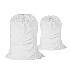Mesh Laundry Bag, Set of 2