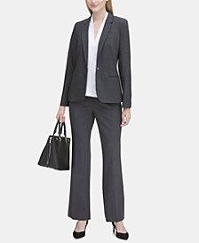 Black Suits For Women Shop Black Suits For Women Macy S
