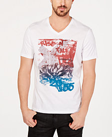 I.N.C. Men's Rise N Fall Graphic T-Shirt, Created for Macy's