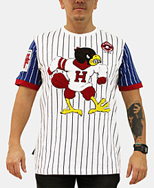 Heritage America Mens Baseball Graphic T-Shirt