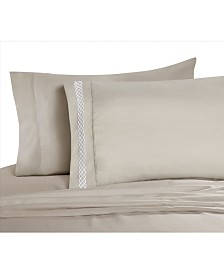 Malaga Rainy Day 6 Piece King Sheet Set