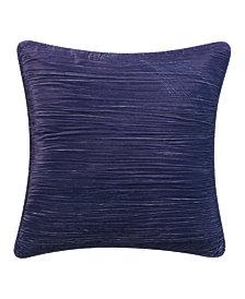 Tracy Porter Crinkle Velvet 20x20 Decorative Pillow