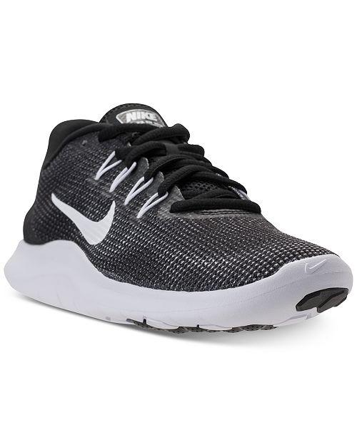 cfb25c63e54d Nike Women s Flex RN 2018 Running Sneakers from Finish Line ...