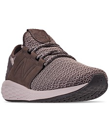 New Balance Men's Fresh Foam Cruz Running Sneakers from Finish Line