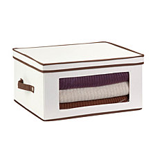 Honey Can Do Large Window Storage Chest