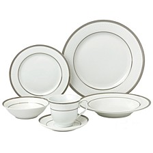 Ashley 24-Pc. Dinnerware Set, Service for 4