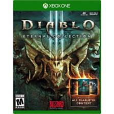Xbox 1 Diablo III Eternal Collection