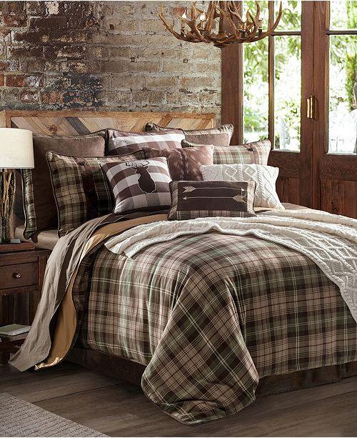 HiEnd Accents Huntsman Comforter Set
