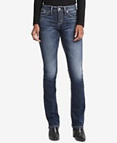 176d722a72c4 Silver Jeans Co. Avery Curvy-Fit Bootcut Jeans