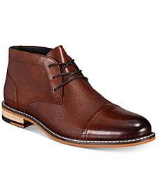 Bar III Men's Allan Chelsea Boots, Created for Macy's