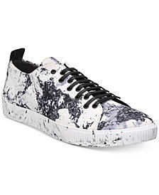HUGO Hugo Boss Men's Zero Printed Nylon Sneakers