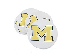 University of Michigan Coasters, Set of 4