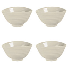 Portmeirion Sophie Conran Pebble Small Bowl Setof 4