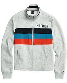Tommy Hilfiger Adaptive Men's Gallen Sweatshirt with Magnetic Zipper