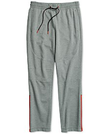 Tommy Hilfiger Adaptive Men's Joggers with Outside Hem Zippers