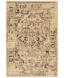 "Surya Paramount PAR-1061 Khaki 6'7"" x 9'6"" Area Rug"