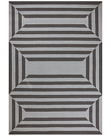 Libby Langdon Hamptons Emerson 7' Indoor/Outdoor Square Area Rug