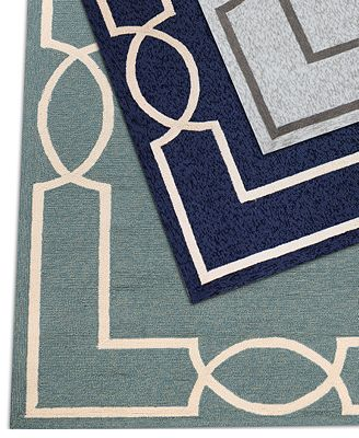 Libby Langdon Hamptons Madison 3 X 5 Indoor Outdoor Area Rug