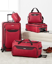Tag Springfield III 5 Piece Luggage Set Created For Macys