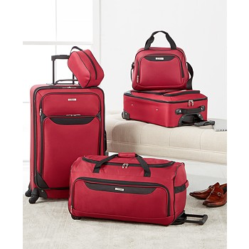 5-Piece Tag Springfield III Luggage Set
