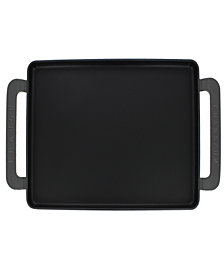 "Chasseur French Enameled Cast Iron 14"" Rectangular Griddle"