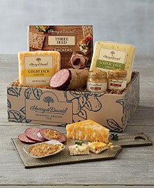 Harry & David Classic Meat & Cheese Box
