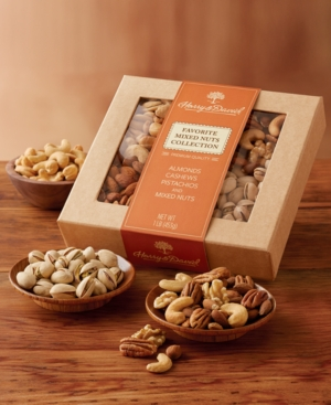 Harry & David Favorite Mixed Nuts Collection
