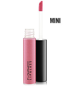 MAC Little MAC Lipglass, Travel Size