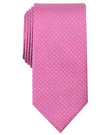 Perry Ellis Men's Eldred Classic Dot Tie