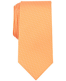 Perry Ellis Men's Naylor Classic Neat Silk Tie