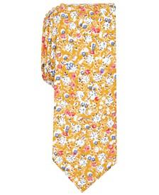 Men's Sommers Skinny Floral Tie