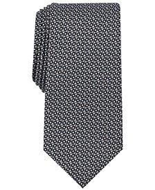 Perry Ellis Men's Hoche Classic Neat Silk Tie