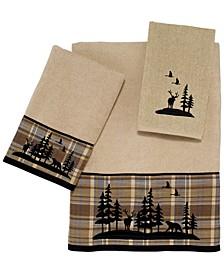 Woodville Bath Towel Collection
