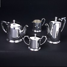Godinger 4 Piece Hotel Coffee Set