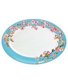 Darbie Angell Madison's April Oval Platter