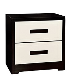 Pillwick 2-drawer Nightstand