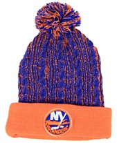 62dd7ec38b9 Authentic NHL Headwear Women s New York Islanders Iconic Ace Knit Hat