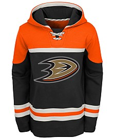 Outerstuff Anaheim Ducks Asset Hoodie, Big Boys (8-20)