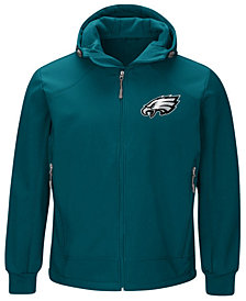 G-III Sports Men's Philadelphia Eagles First Down Soft Shell Jacket