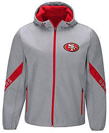 G-III Sports Men's San Francisco 49ers Crossover Soft Shell Jacket