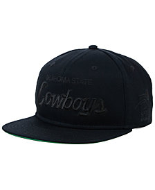 Nike Oklahoma State Cowboys Sport Specialties Black on Black Snapback Cap