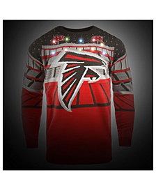 Forever Collectibles Men's Atlanta Falcons Bluetooth Sweater