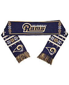 Forever Collectibles Los Angeles Rams Light Up Scarf