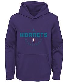 Nike Charlotte Hornets Spotlight Hoodie, Big Boys (8-20)