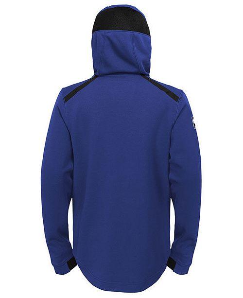 68211475ec8 Nike Philadelphia 76ers Showtime Hooded Jacket