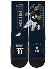 Strideline Mitchell Trubisky Action Crew Socks