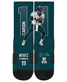 Carson Wentz Action Crew Socks