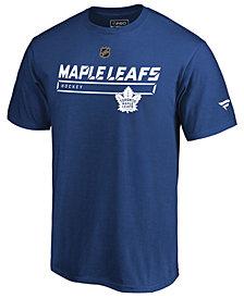 Majestic Men's Toronto Maple Leafs Rinkside Prime T-Shirt